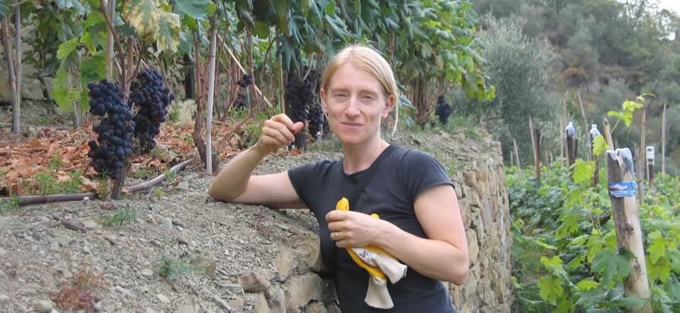 Patrizia Basso, titolare di Azienda agricola Patrizia Basso